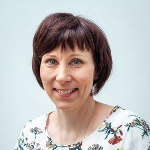 Jaana Turpeinen, palvelujohtaja