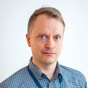 Jyri Metsänranta, käyttöpäällikkö