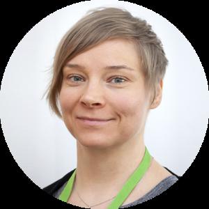 Janita Jalonen, viestintäsuunnittelija
